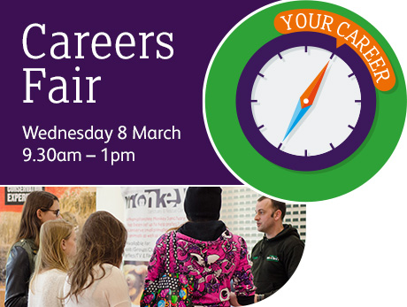 Your Career Needs You - Thinking about what to do after your degree course?
