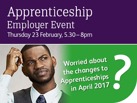 Apprenticeship Employer Event 