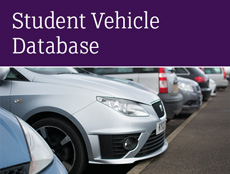 Student Vehicle Database